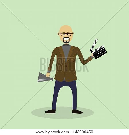 Vector Movie Director