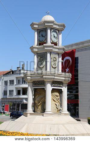 Bursa Heykel Clock Tower