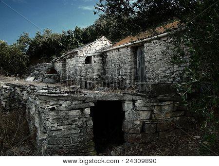 Korcula Olive House