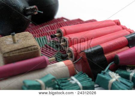 Set Of Firecrackers