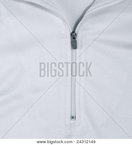Zipper And Shirt