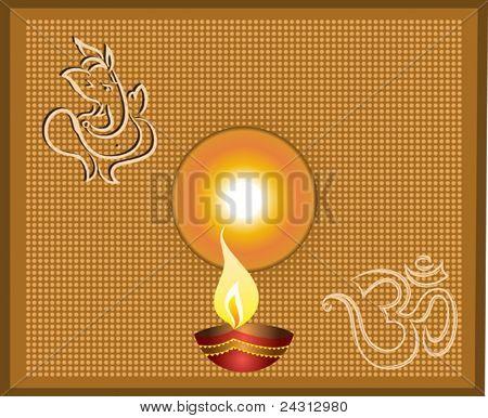 Saudação de Érico Diwali