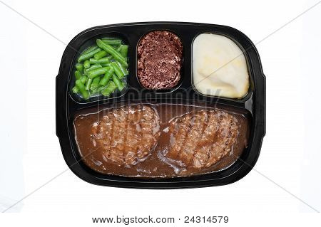 Salisbury Tv Dinner