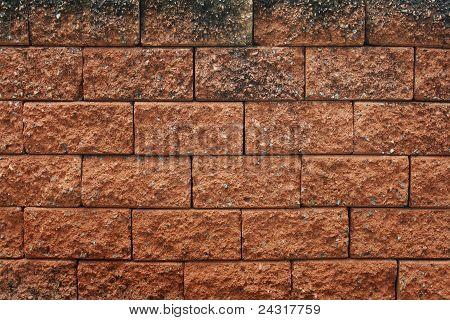 sand brick wall