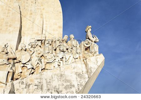 The Padrao Dos Descobrimentos And Blue Sky