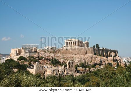 Parthenon Rock