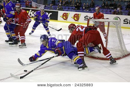 Ice-hockey Ukraine vs Poland