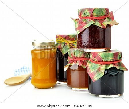 Jam In The Jars