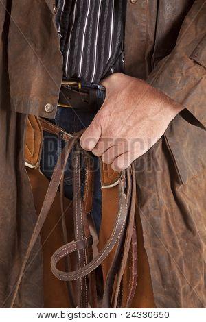 Cowboy Close Hold Bridle