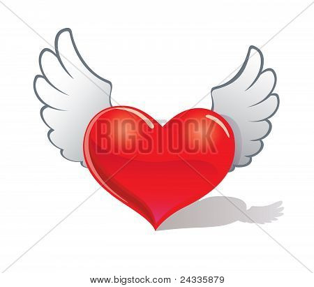 Wings heart