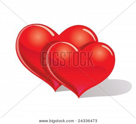 Paar hart