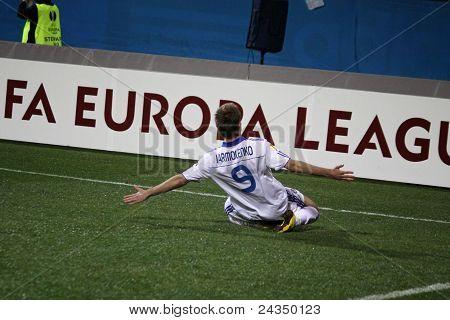 Andriy Yarmolenko Of Dynamo Kyiv
