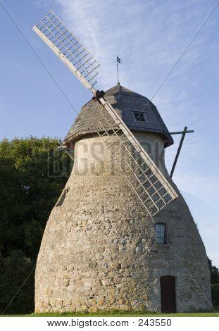 Stone Windmill