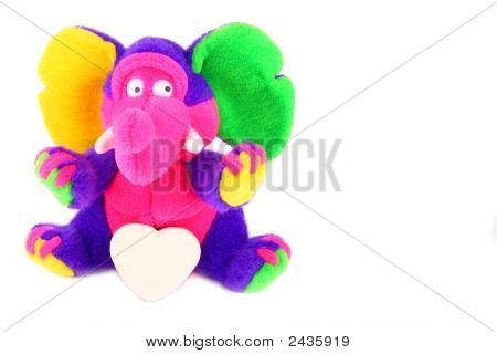 Elephant With A Shugar Heart