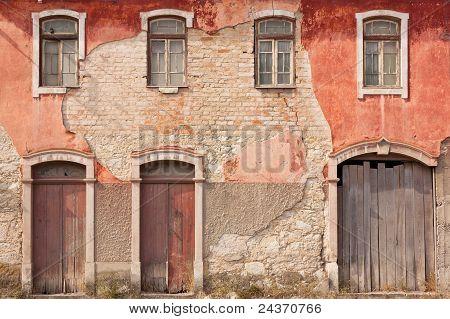 Old Facade