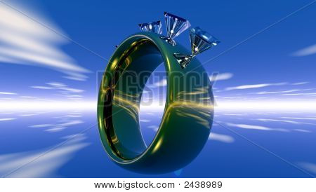 Diamond Ring In For Stocks