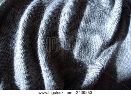 Grey Colour Wool