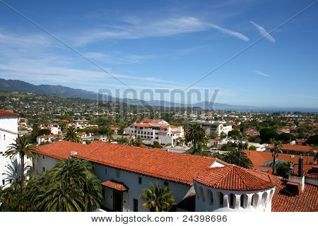 Santa Barbara clear view
