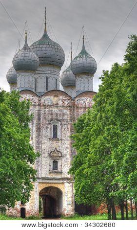 Saint Sergy Radonezhsky Orthodox church