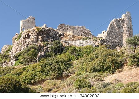 Old Greek Castle