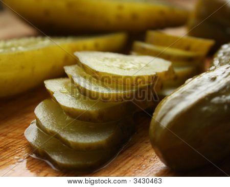 Cucumber In Brine.
