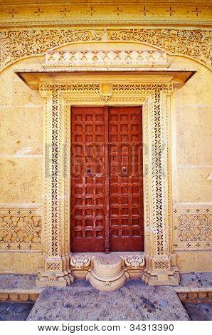 Ornamental Palace Door