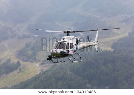 France Television's Helicopter
