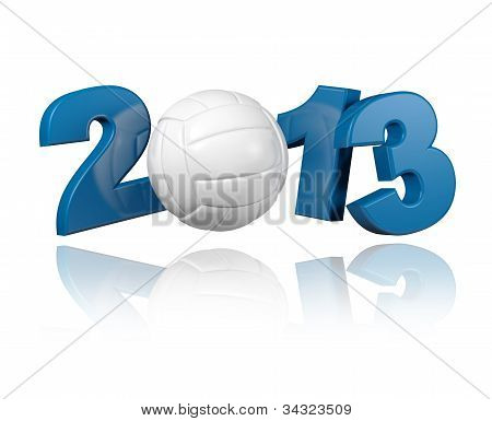 Volleyball 2013 Design