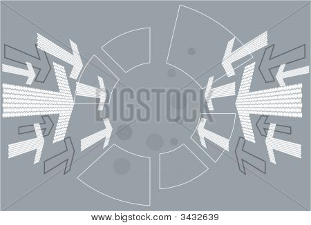 Communication Background Vector File