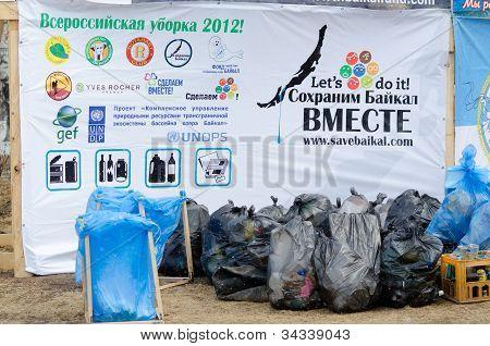 Baikal Fishing 2012