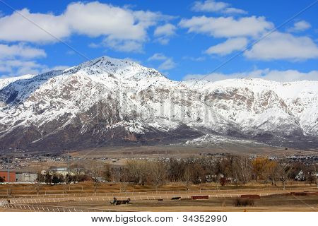 Wasatch Front, Utah