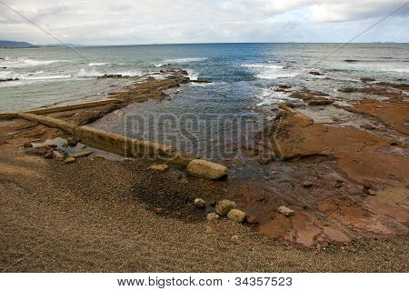 Rock Pool, Wollongong Beach