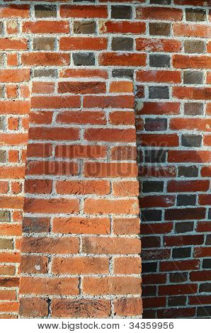 Brick Buttress
