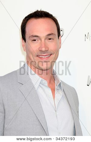 LOS ANGELES - JUN 26:  Chris Klein arrives at the FX Summer Comedies Party at Lure on June 26, 2012 in Los Angeles, CA