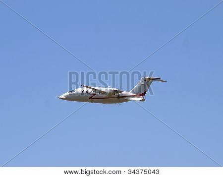 Avanti Piaggio Airplane