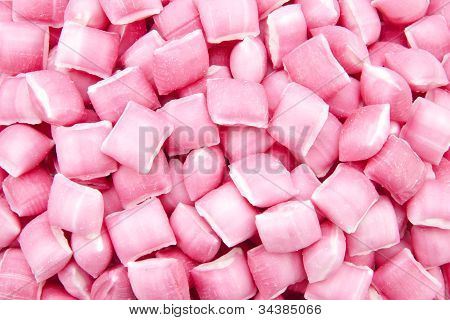 pink candy pads