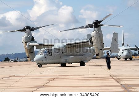Us Marines Osprey