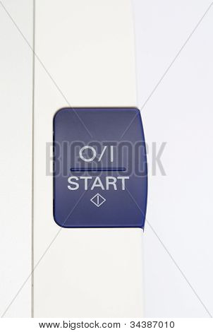 start power button