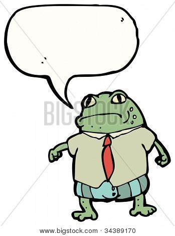 toad boss cartoon