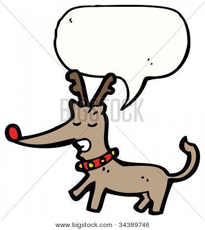 rudolf the red nosed reindeer cartoon