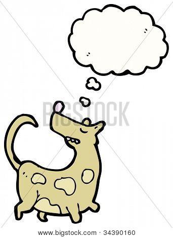 arrogant dog cartoon