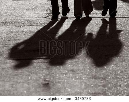 Legs Silhouette