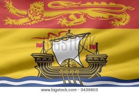 Bandera de Nuevo Brunswick