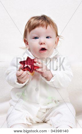 Cute Beautiful Little Girl
