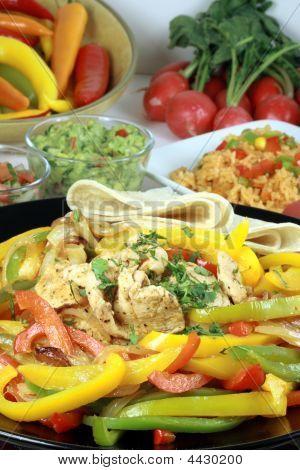 Mexican Fajitas