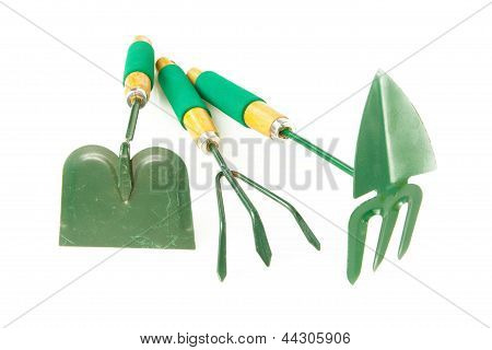 Gardening Groundworks Tools