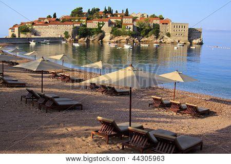 Adriatic sea, Montenegro