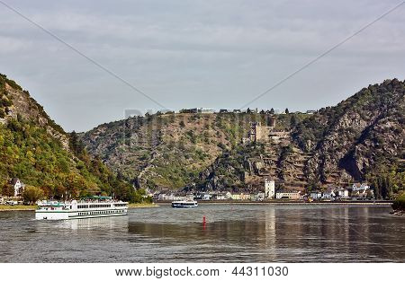 Rhine Valley, Germane