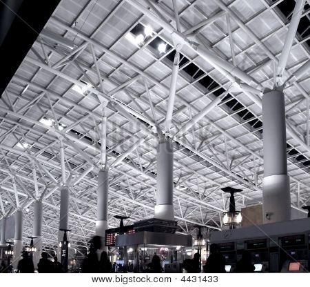 Train Station Interior