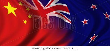 China & New Zealand
